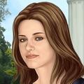 Kristen schminken